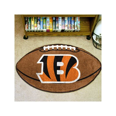 NFL - Cincinnati Bengals Football Mat