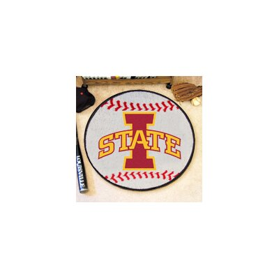 NCAA Iowa State University Baseball Mat