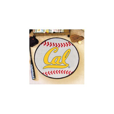 NCAA University of California - Berkeley Baseball Mat