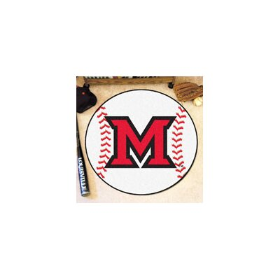 NCAA Miami University (OH) Baseball Mat