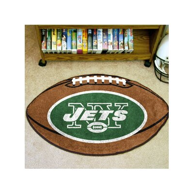 NFL - New York Jets Football Mat