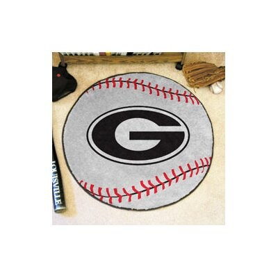 NCAA University of Georgia Baseball Mat