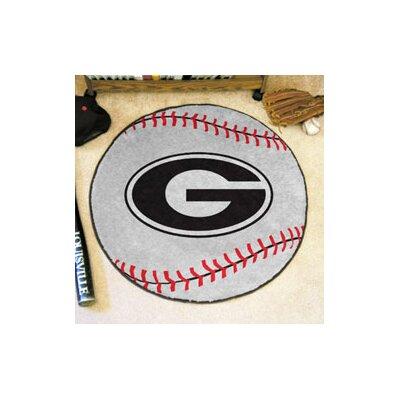 NCAA University of Georgia Baseball Mat