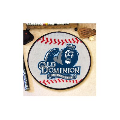 NCAA Old Dominion University Baseball Mat