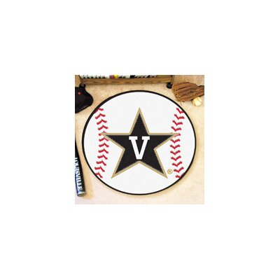 NCAA Vanderbilt University Baseball Mat