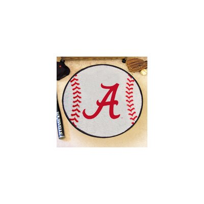 NCAA University of Alabama Baseball Mat