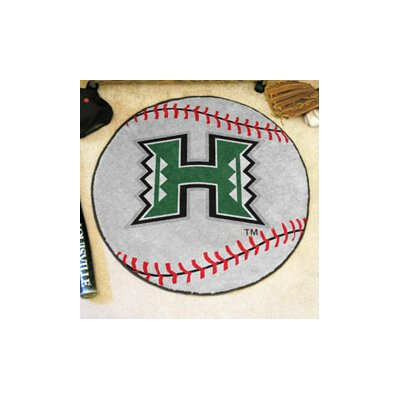 NCAA University of Hawaii Baseball Mat