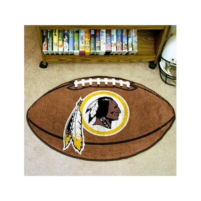 NFL - Washington Redskins Football Mat