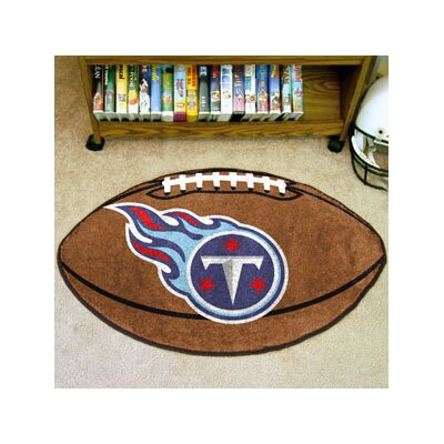 NFL - Tennessee Titans Football Mat