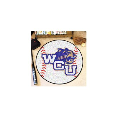 NCAA Western Carolina University Baseball Mat