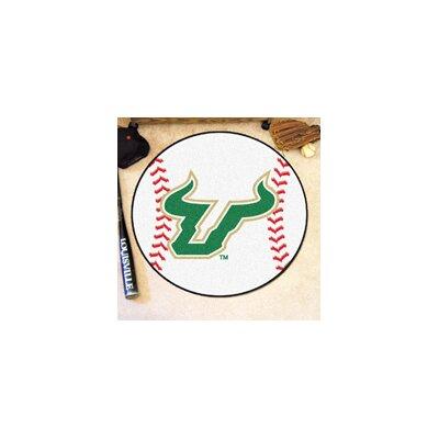 NCAA University of South Florida Baseball Mat