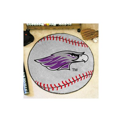 NCAA University Of Wisconsin-Whitewater Baseball Mat