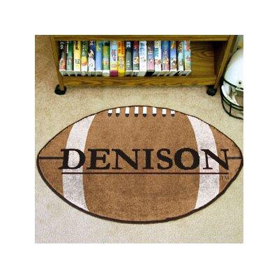 NCAA Denison University Football Doormat