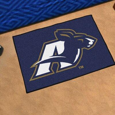 NCAA University of Akron Starter Doormat