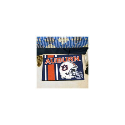 NCAA Auburn University Starter Doormat