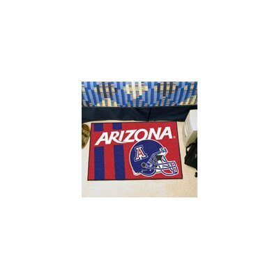 NCAA University of Arizona Starter Doormat