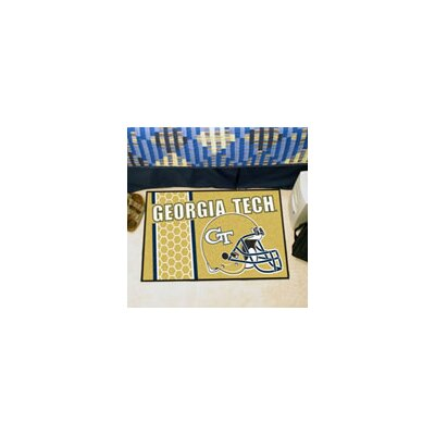 NCAA Georgia Tech Starter Doormat