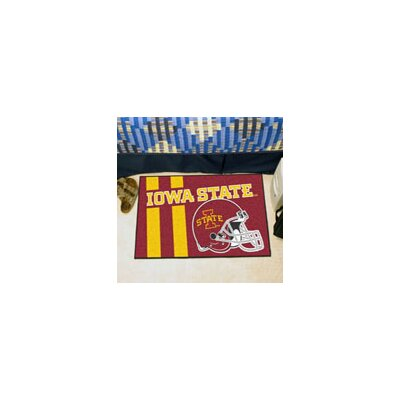 NCAA Iowa State University Starter Doormat