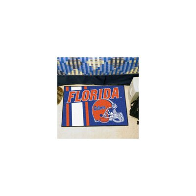 NCAA University of Florida Starter Doormat