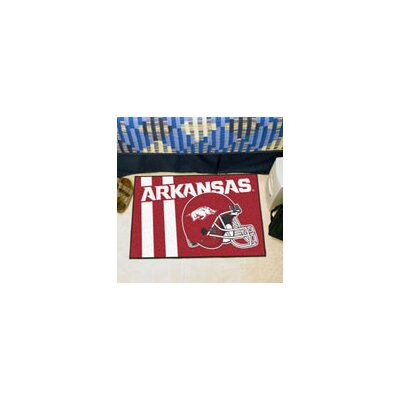 NCAA University of Arkansas Starter Doormat