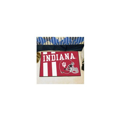 NCAA Indiana University Starter Doormat