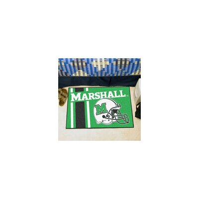 NCAA Marshall University Starter Doormat