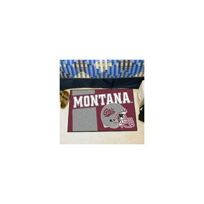 NCAA University of Montana Starter Mat