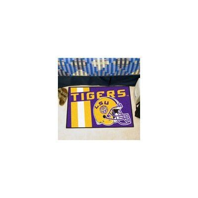NCAA Louisiana State University Starter Doormat