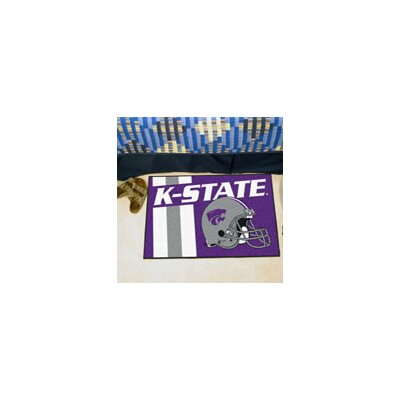 NCAA Kansas State University Starter Doormat