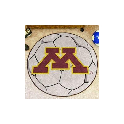NCAA University of Minnesota Soccer Ball