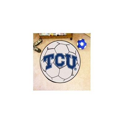 NCAA Texas Christian University Soccer Ball