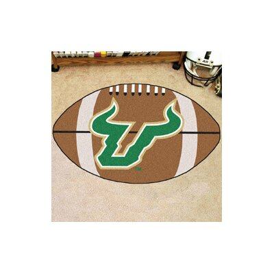 NCAA University of South Florida Football Mat