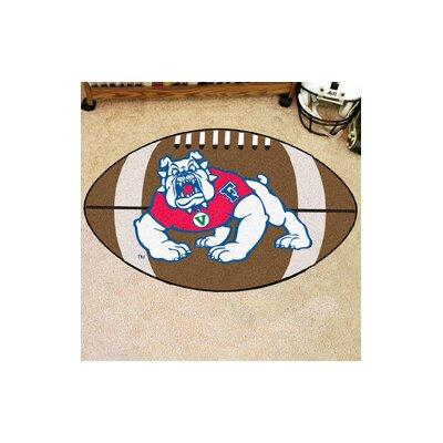 NCAA Fresno State Football Mat
