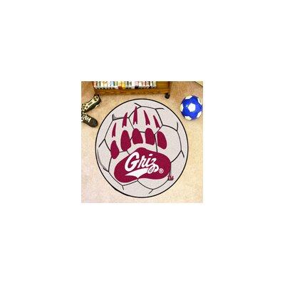 NCAA University of Montana Soccer Ball