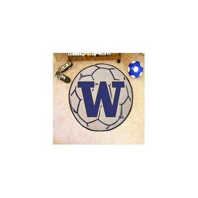 NCAA University of Washington Soccer Ball