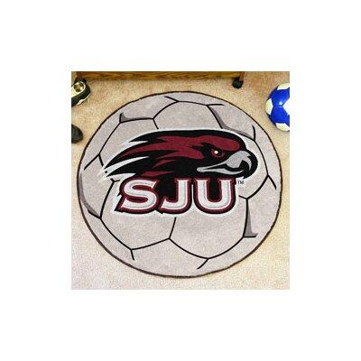 NCAA St. Josephs University Soccer Ball
