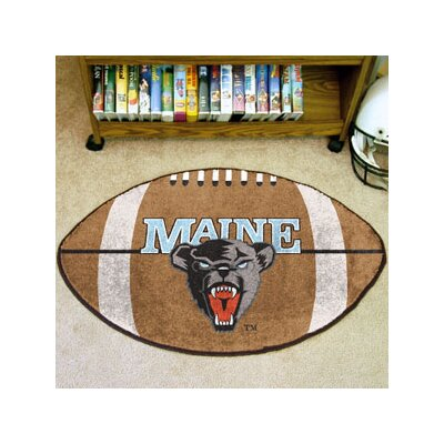 NCAA University of Maine Football Mat
