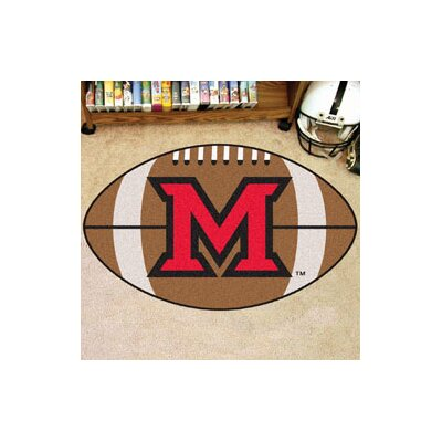 NCAA Miami University (OH) Football Mat