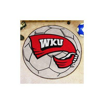 NCAA Western Kentucky University Soccer Ball