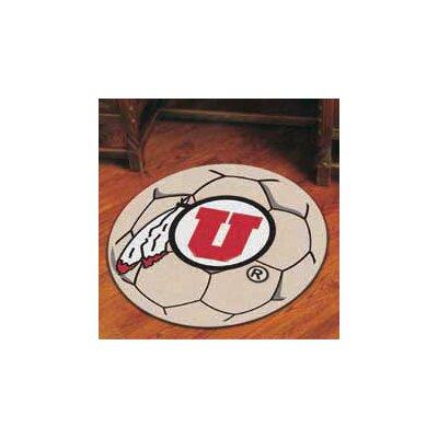 NCAA University of Utah Soccer Ball