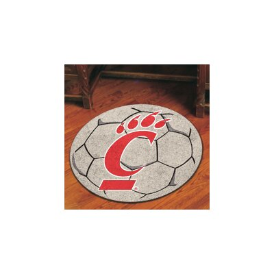 NCAA University of Cincinnati Soccer Ball