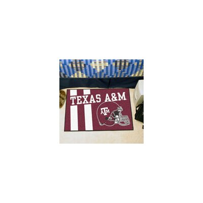 NCAA Texas A&M University Starter Mat