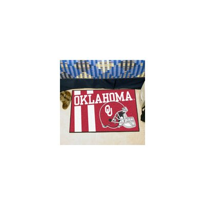 NCAA University of Oklahoma Starter Mat