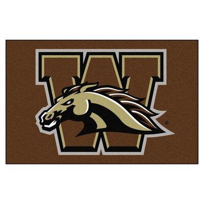 NCAA Western Michigan University Starter Mat