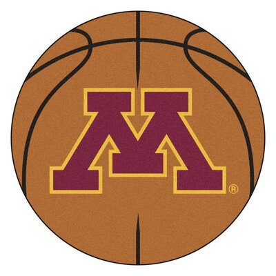 NCAA University of Minnesota Basketball Mat