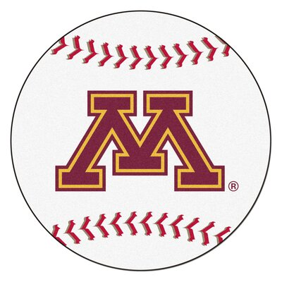 NCAA University of Minnesota Baseball Mat