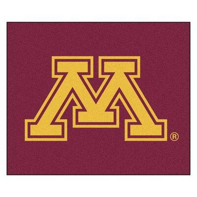 NCAA University of Minnesota Indoor/Outdoor Area Rug