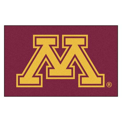 Collegiate NCAA University of Minnesota Doormat