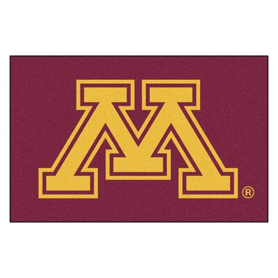 NCAA University of Minnesota Starter Mat