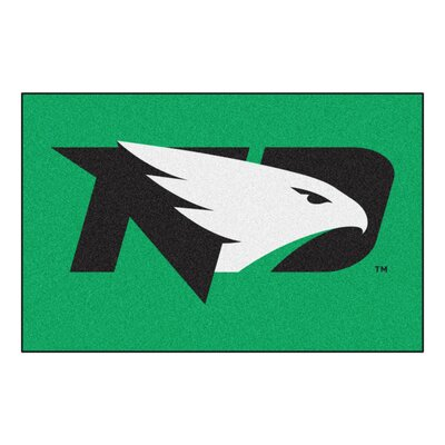 NCAA University of North Dakota Starter Mat